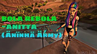 Bola Rebola - Anitta // Avakin Life