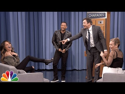 Thumbnail: Charades with Chelsea Handler, John Legend and Chrissy Teigen