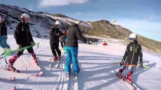 El CETDI Sierra Nevada  arranca los entrentamientos en nieve