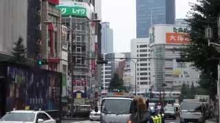 歌舞伎町から特急あずさ