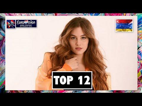 TOP 12 | DEPI EVRATESIL 2020 - ARMENIA | EUROVISION SONG CONTEST 2020