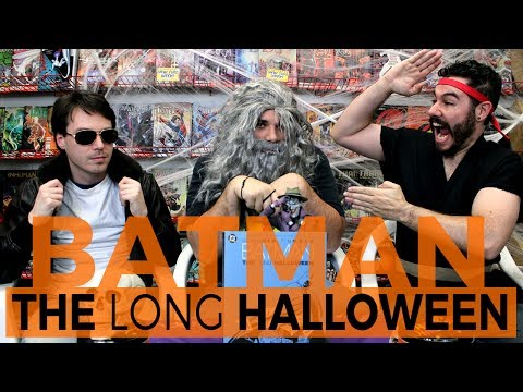 Batman: The Long Halloween - Back Issues