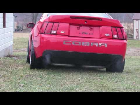 04 Cobra flowmaster exhaust