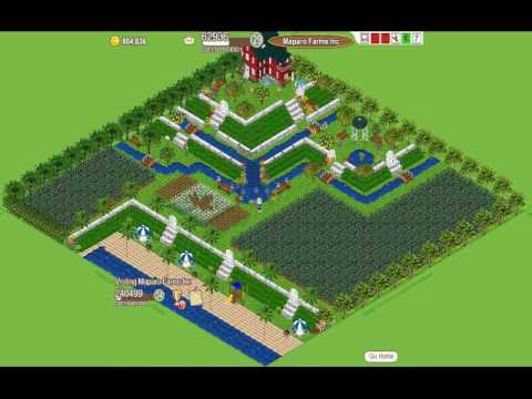 COOLEST FARM TOWN DESIGNS - YouTube