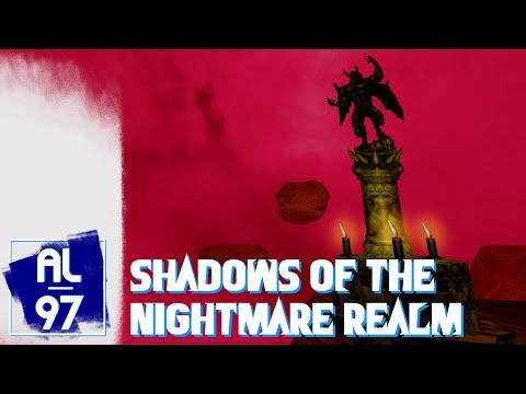 [DOOM 2] SHADOW OF THE NIGHTMARE REALM (Faspons mod, Hard difficulty, 100% Secrets)