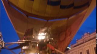Воздушные шары в центре Киева на день Киева(, 2016-10-01T07:44:55.000Z)