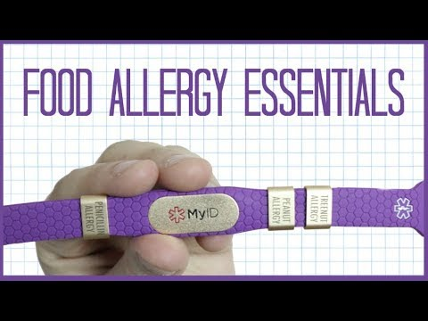 TOP 5 FOOD ALLERGY MUST HAVES | Allie Young