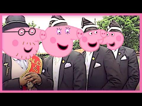 Peppa Pig - Astronomia/Coffin Dance (COVER)