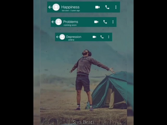 Status download whatsapp depression