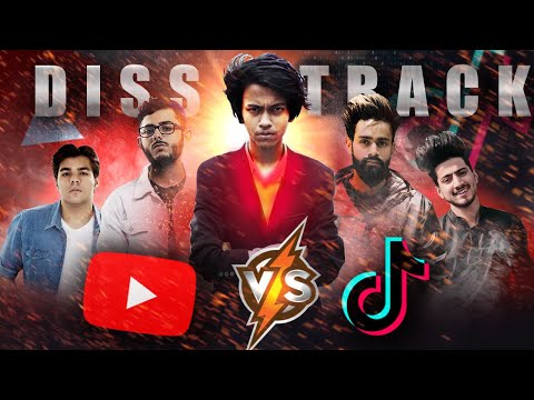 Tik Tok Song (Diss Track) | Youtube Vs Tiktok | New Songs 2020 | Autanu Vines | Bangla New Song