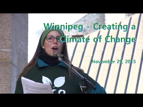 Winnipeg: Creating a Climate of Change