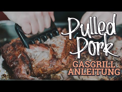 Pulled Pork Gasgrill Deutsch : Pulled pork vom gasgrill die anleitung test sizzlebrothers