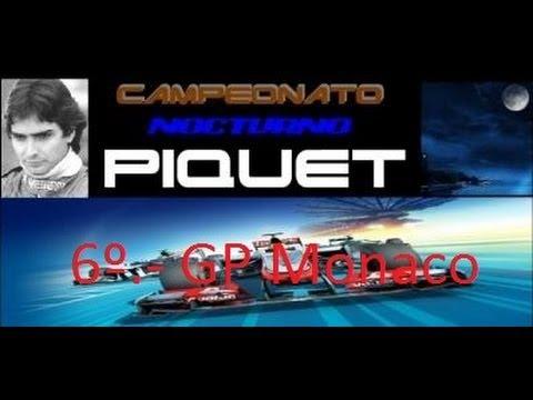 F1xboxlive 6º.- GP Monaco (Piquet)