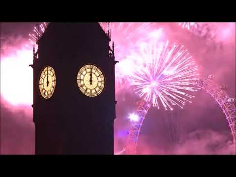 Elvis Presley - Auld Lang Syne - New Year London - 2018