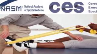 Corrective Exercise Specialist Certification (NASM-CES)