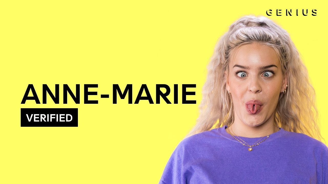 "Download Anne-Marie ""2002"" Official Lyrics & Meaning 