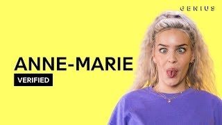 """Download Anne-Marie """"2002"""" Official Lyrics & Meaning   Verified"""