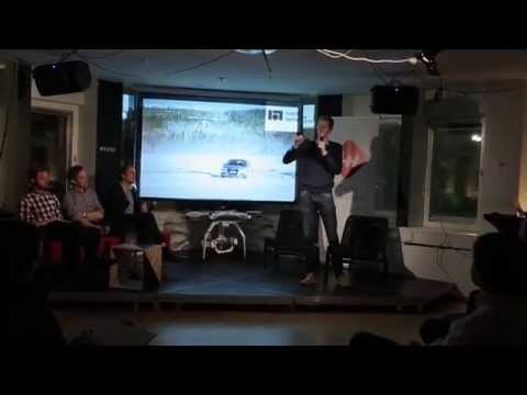 Stockholm Talk Drones
