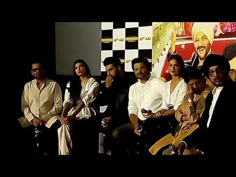 Press Conference | Mubarakan | Anil Kapoor | Arjun Kapoor | Illeana | Anees Bazmee