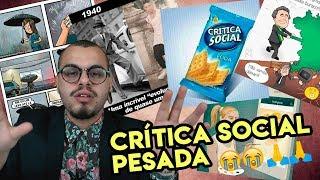 CRÍTICAS SOCIAIS PHODAS DEMAIS