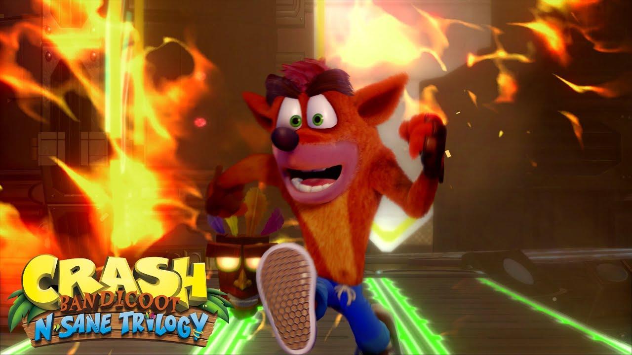 Crash Bandicoot | Home