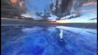 映像素材 動画素材 海 空 雲 海面 リゾート ホリデー ocean sea i
