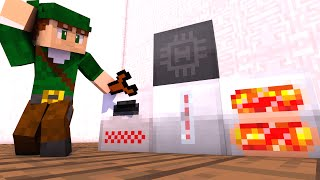 MINECRAFT PE 0.14.0 - INDUSTRIAL CRAFT MOD / FACTORIZATION (POCKET EDITION) MCPE