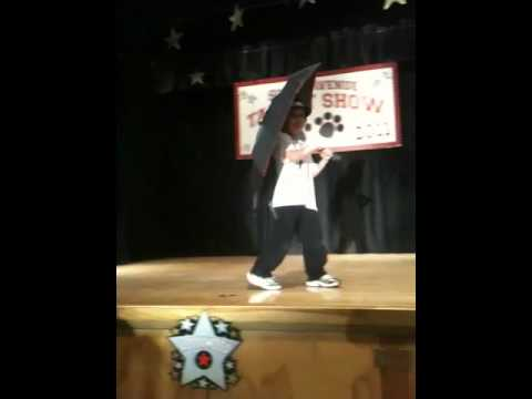 Jackson Carlson -Scott Avenue Elementary talent show