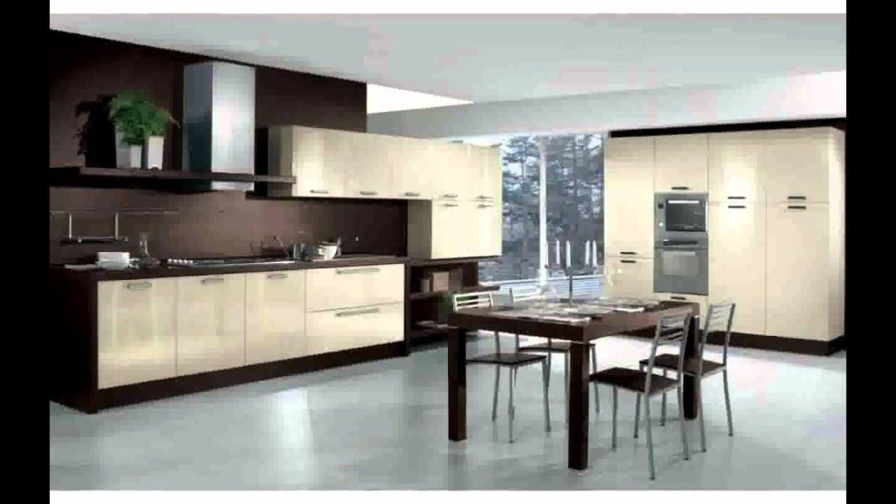 Progetti cucine moderne foto youtube - Cucine in muratura progetti ...