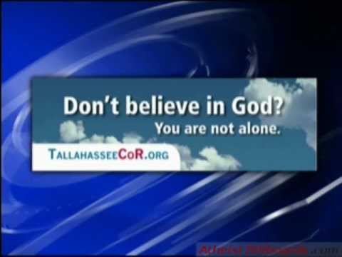 Atheist Billboards - Tallahassee, FL - Tallahassee Coalition of Reason - Local news