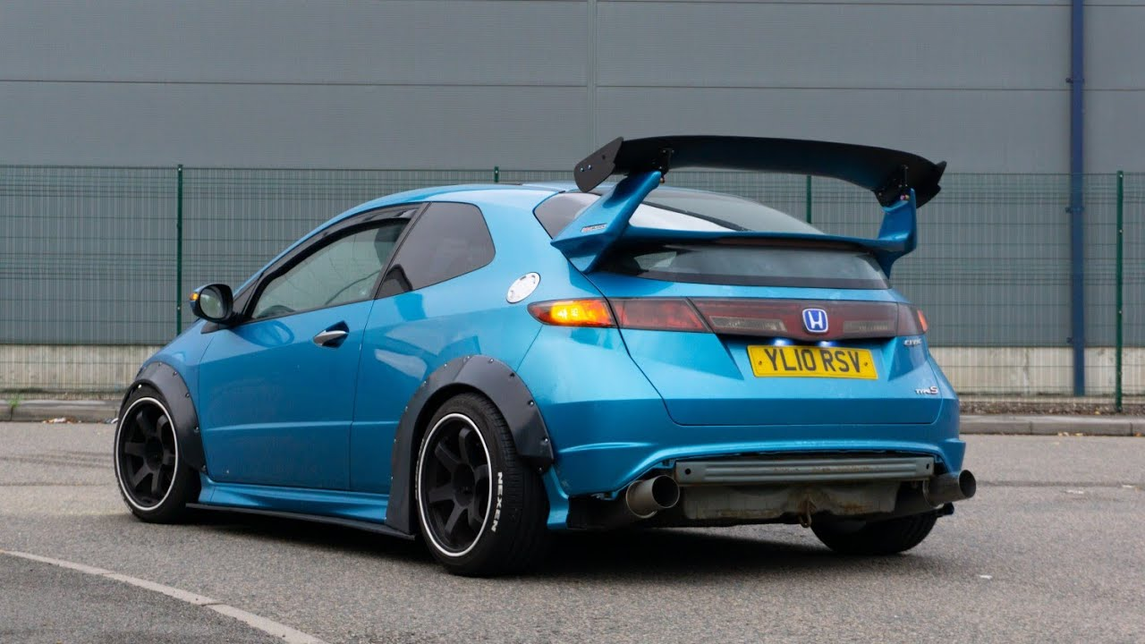 Kelebihan Honda Civic Type S Top Model Tahun Ini