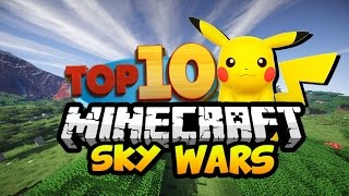 [TOP 10] SERVER DE SKYWARS 1.7.X - 1.8.X - [PIRATA E ORIGINAL] +TEXTURA LEVE