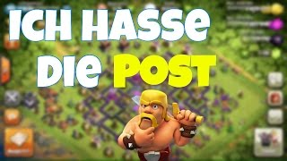 ICh hasse die Post || Let's Play Clash of Clans #5
