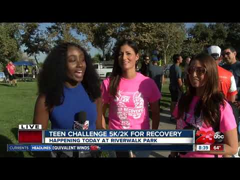 Teen Challenge 5K/2K For Recovery