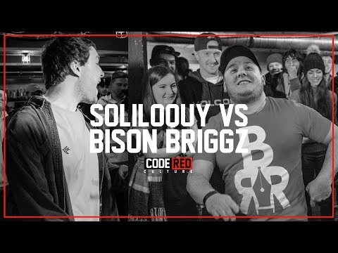 Code Red | SOLILOQUY VS BISON BRIGGZ | Rap Battle