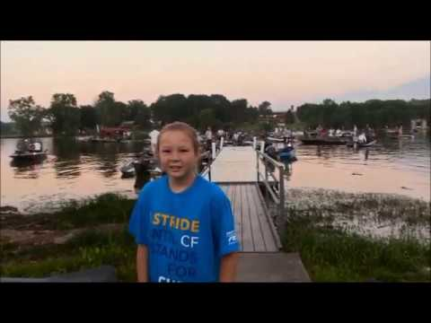 2019 Cystic Fibrosis Bass Tournament Old Hickory Lake