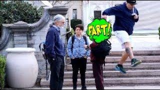 Funny Wet Fart Prank With The Sharter   Shartweek Episode 5