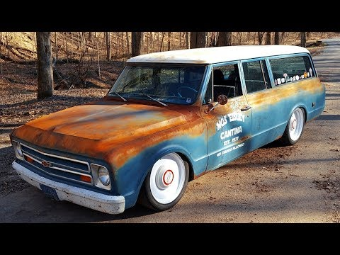 Repeat 600 HP Turbo 6 0 LS - '64 C10 Suburban Ride Along by