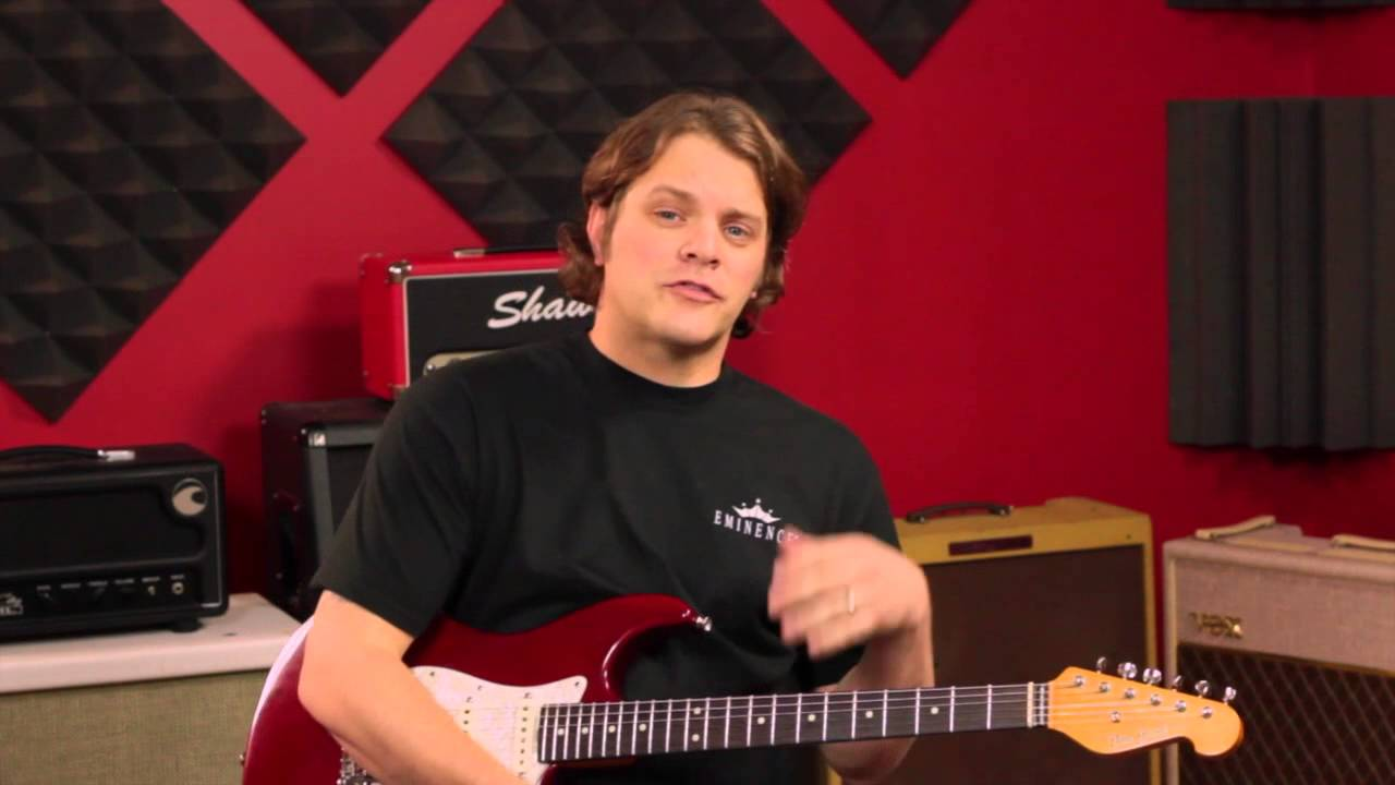 how to set up a good blues guitar tone youtube. Black Bedroom Furniture Sets. Home Design Ideas