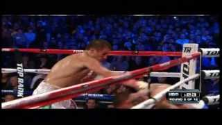 "Gabriel Rosado ""Shock The World"" part 2 (Gennady Golovkin)"