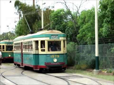 Last tram recreation run