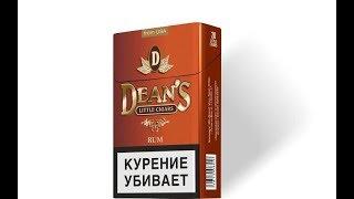 ОБЗОР НА МИНИ-СИГАРЫ Deans Rum ОТ СЁМЫ СТАРОГО