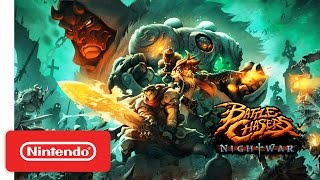 Battle Chasers: Nightwar - Nintendo Switch Reveal Trailer