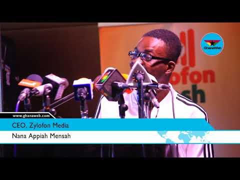 Nana Appiah Mensah's full speech at unveiling of Zylofon Cash Premier League