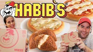 Novidades Habbib's: Kibe de Coxinha, Kibe de Camarão e Esfirra com Cream Cheese e  de Crunch