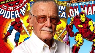 Most Amazing Creations By Stan Lee!