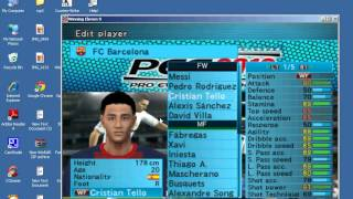 Repeat youtube video Pes 2013 on Winning Eleven 9