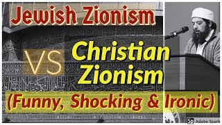 Christian Zionists FORCING Jewish Zionists To Rebuild The Temple (FUNNY & SHOCKING) PART 1