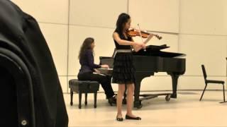 Ling Chi U. Hart 2013 All school recital