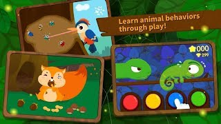 Friends of the Forest - Free - Fun Baby Panda Games -  Educational Games for kids | BabyBus